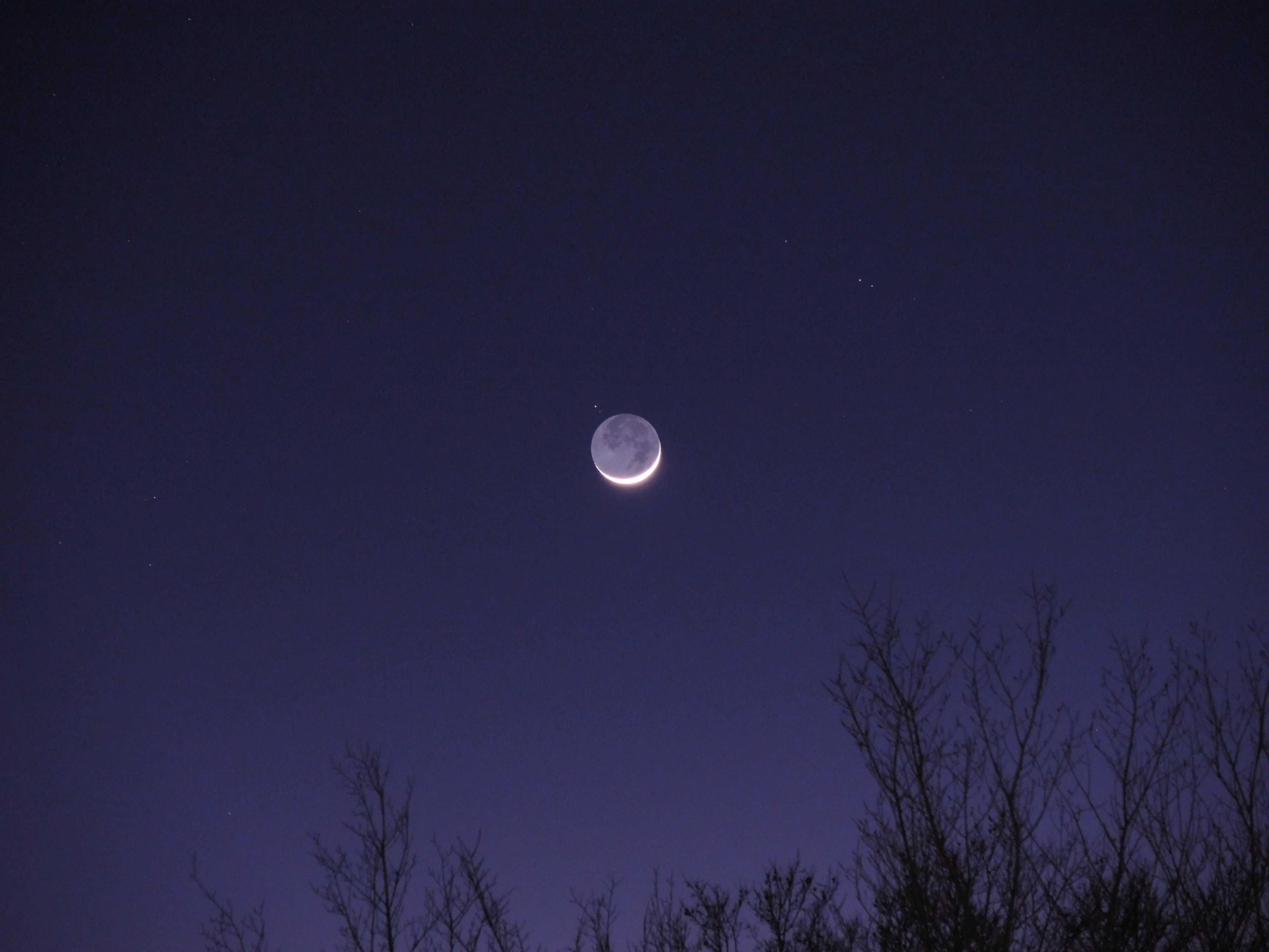 цикла растущей луны