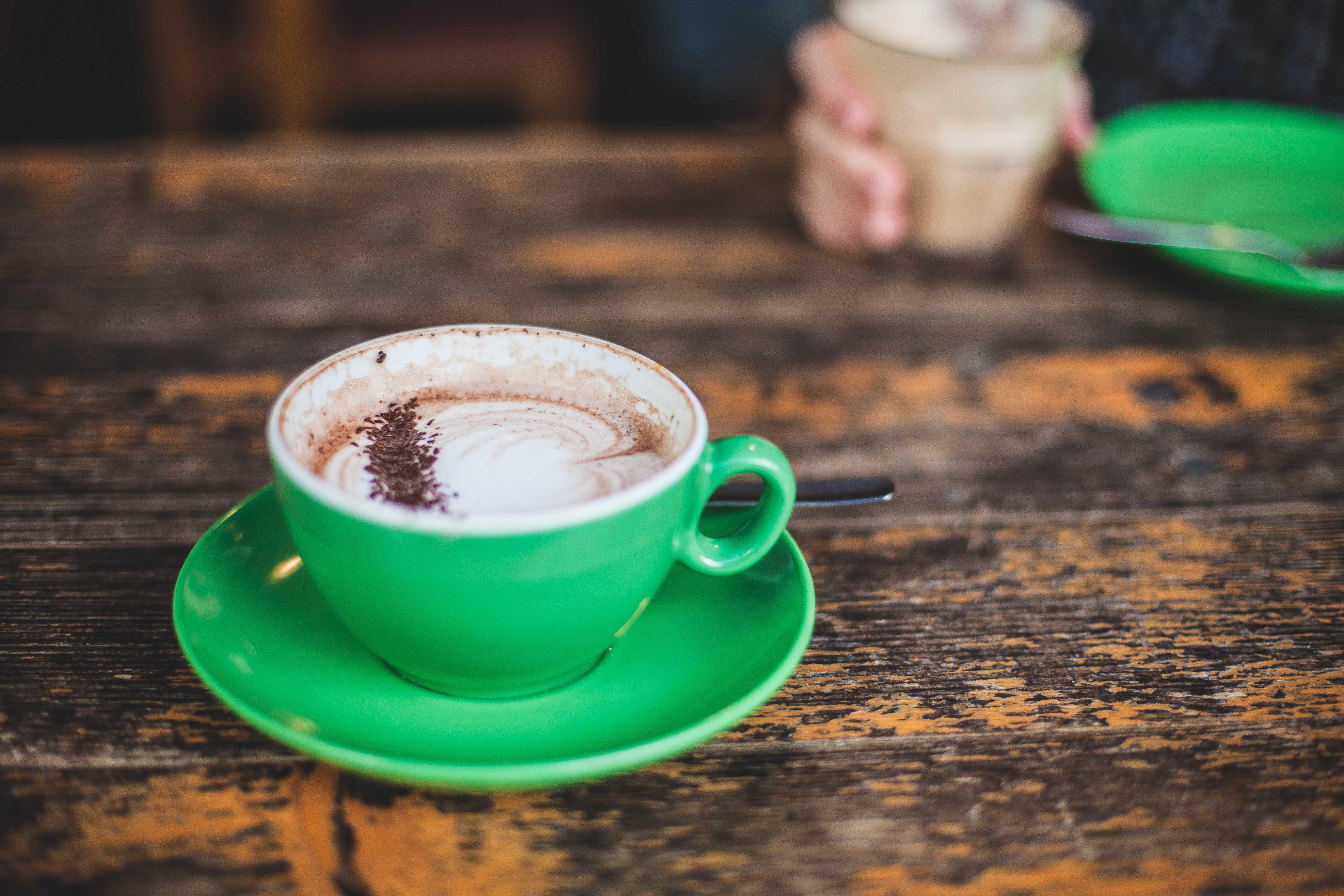 Как сделать кофе капучино капучинатором